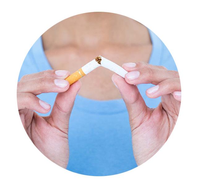 Rauchen Aufhören Handauflegen